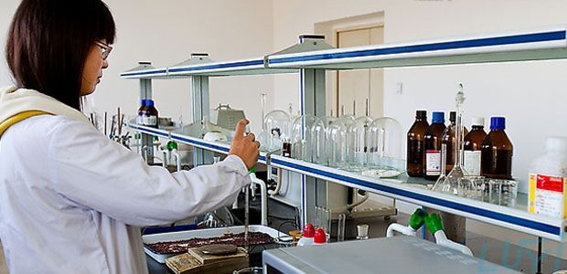 We have our own lab cooperate operated with Jiangnan University to help us ensure the quality of products.